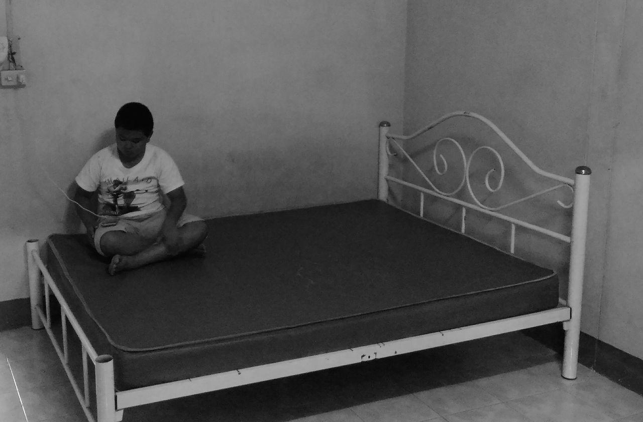 Boy Bedroom Pepole