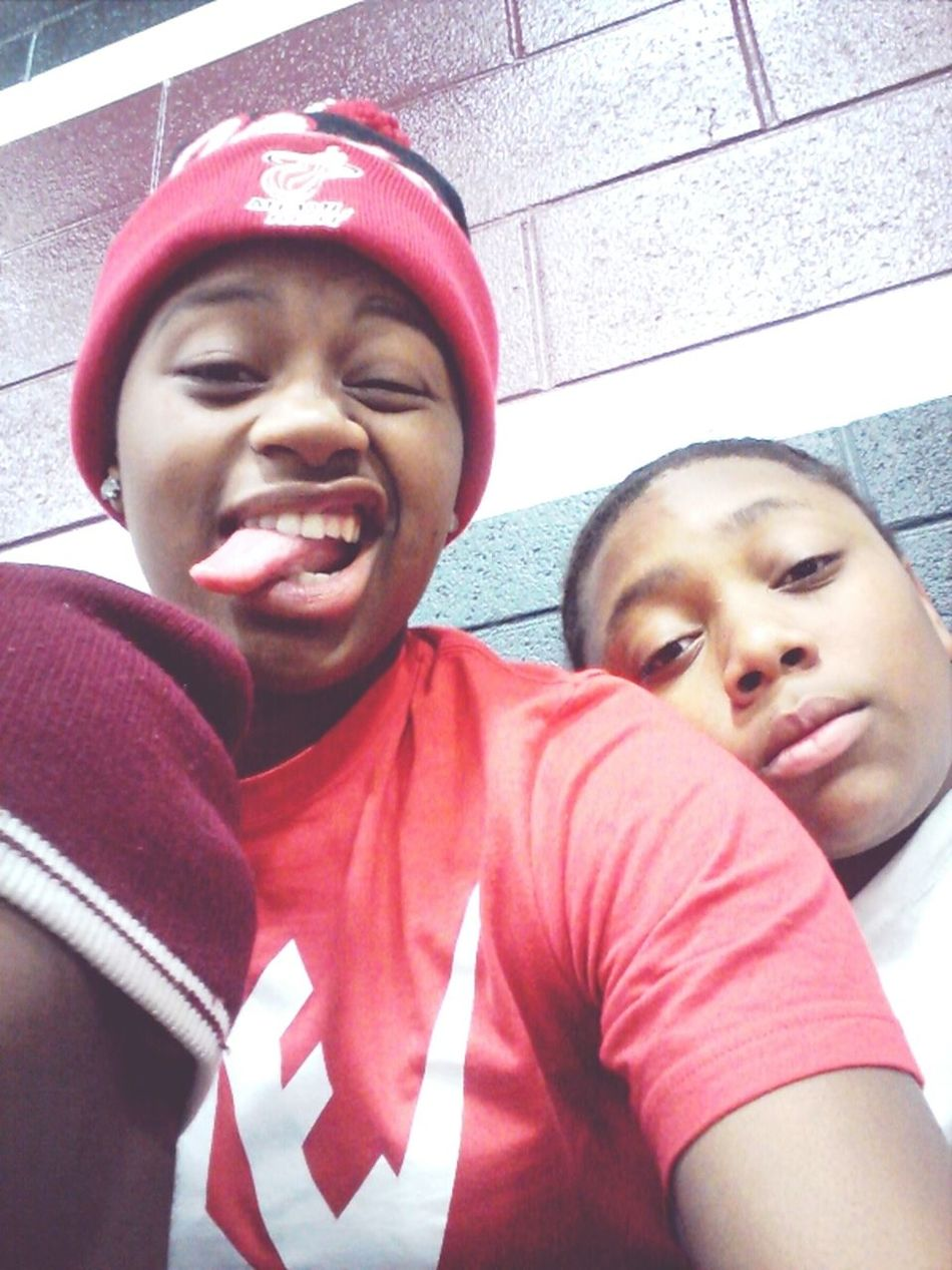 At The Meet With Bee &Jayy