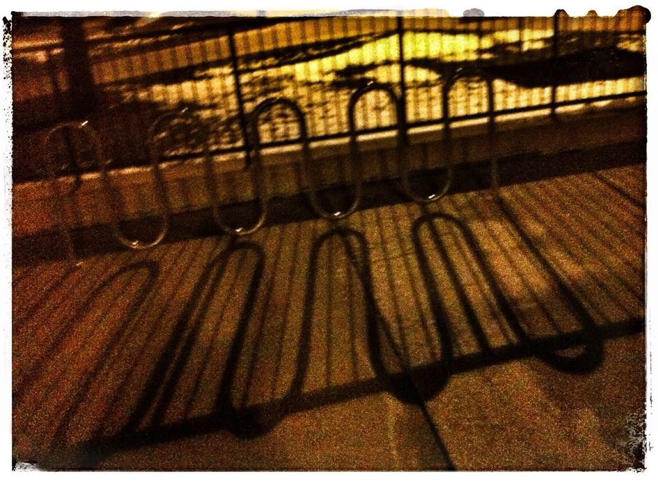 Late night shadows. IPhone Abstract Photography Night Scene