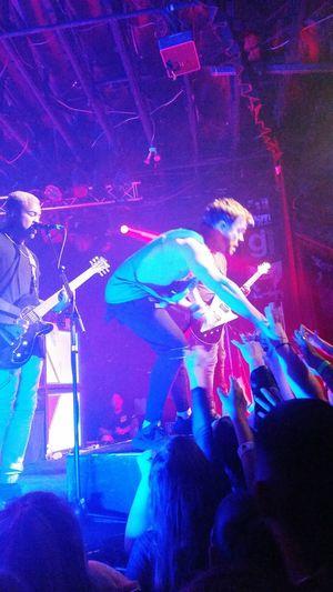 Set It Off (band) 2016 Dallas March