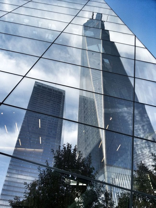 on world center NYC Reflections Urban Geometry Architecture NYC The Architect - 2015 EyeEm Awards Reflection Oneworldtradecenter Cityscapes Amazing Architecture The Best Of New York Glitch Better Look Twice EyeEm Best Shots - Architecture EyeEm x WhiteWall: Architecture EyeEm The Architect - 2016 EyeEm Awards Exploring Style Adapted To The City The City Light