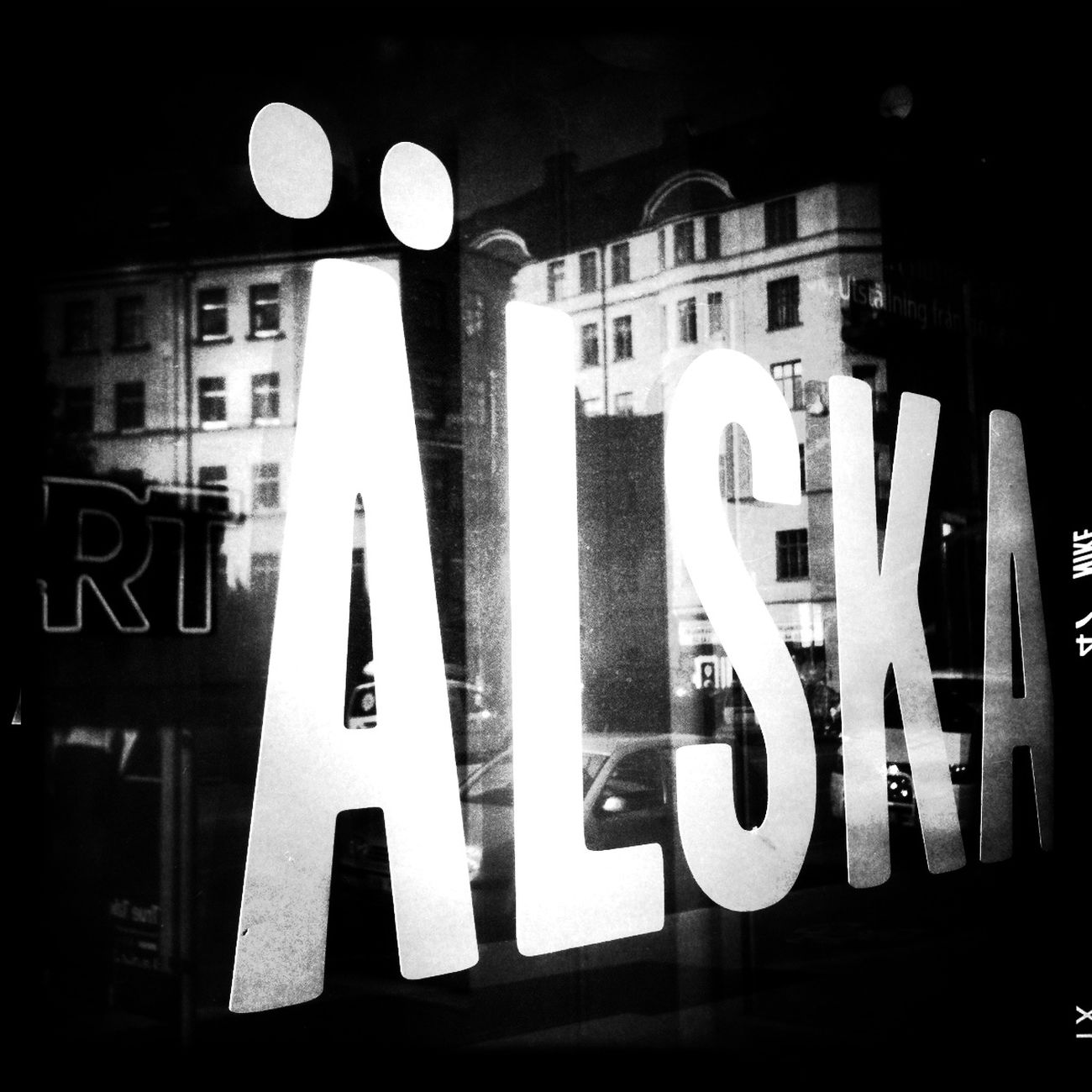Quality time in Stockholm No Flash Quality Time AO DLX Film