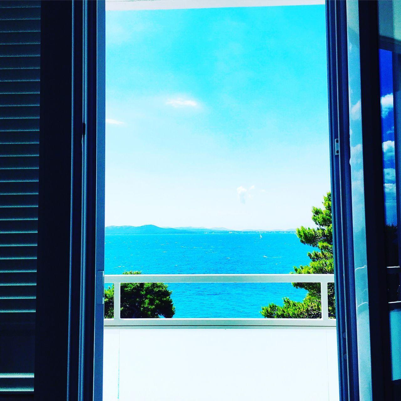 Room with view Blue Sky Croatia Petrcane Hotel Room