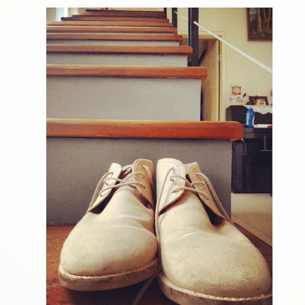 Get ready Iseng Morning Shoe