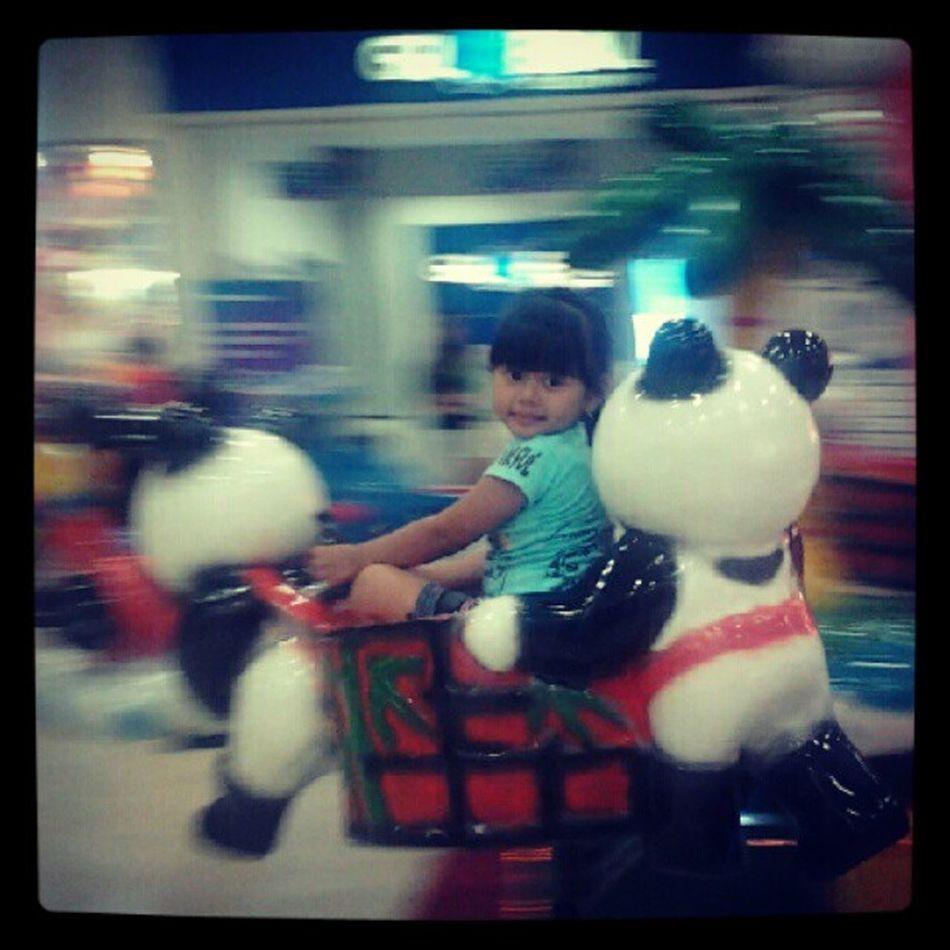 Nemenin Orlyn naik panda puter