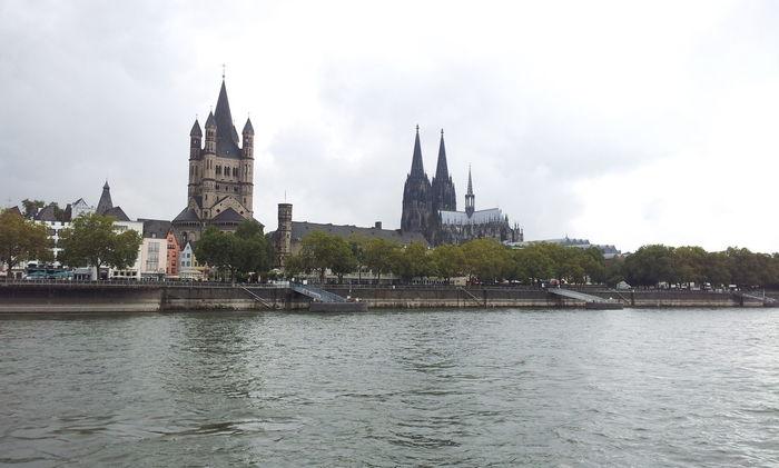 Kölner Dom Cologne Rhein Köln