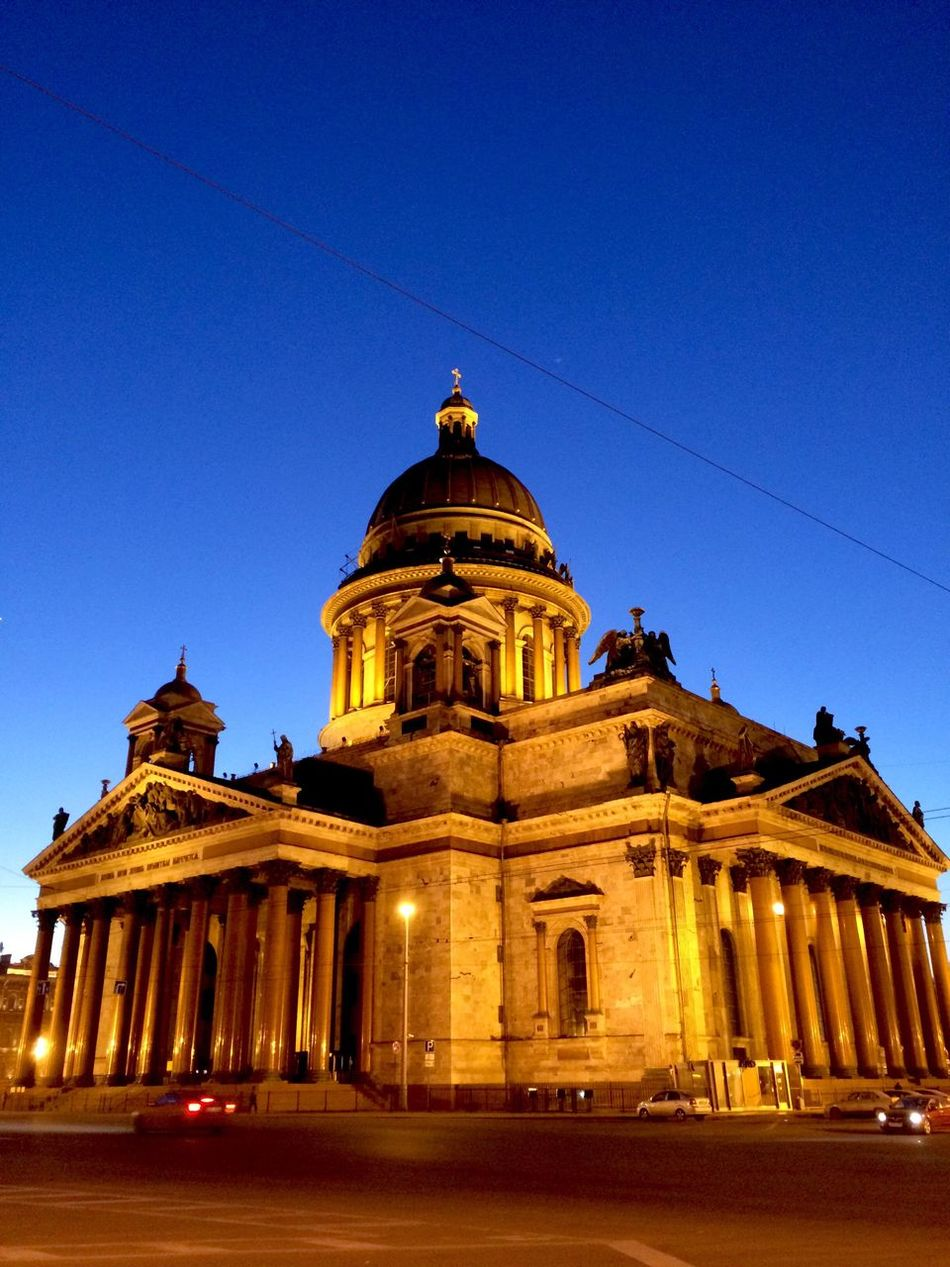 Overnight Success Saint Isaac's Cathedral Architecture