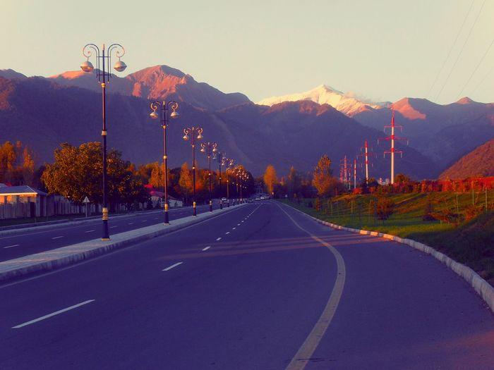 Road XperiaZ1 Sonyxperiaz1