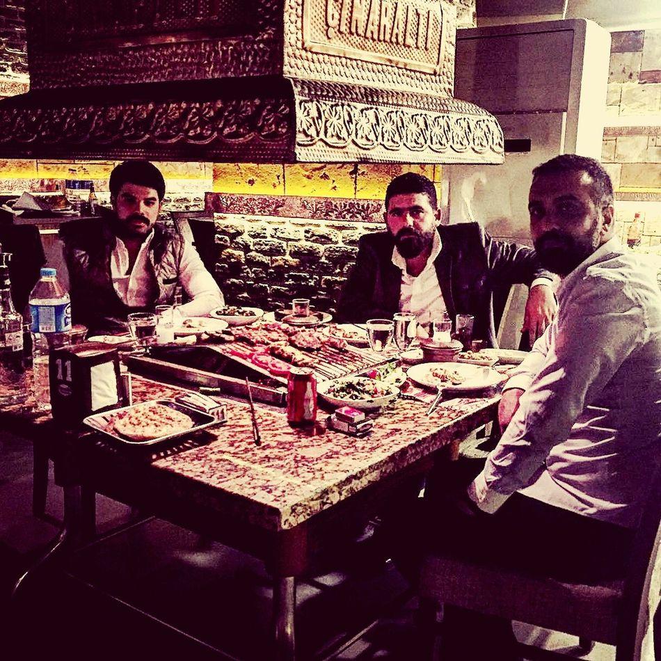 Çınar Altı Mangal Dost Kardes Muhabbet Dertler Sayın Peker Sak ve OKE Toplantısı