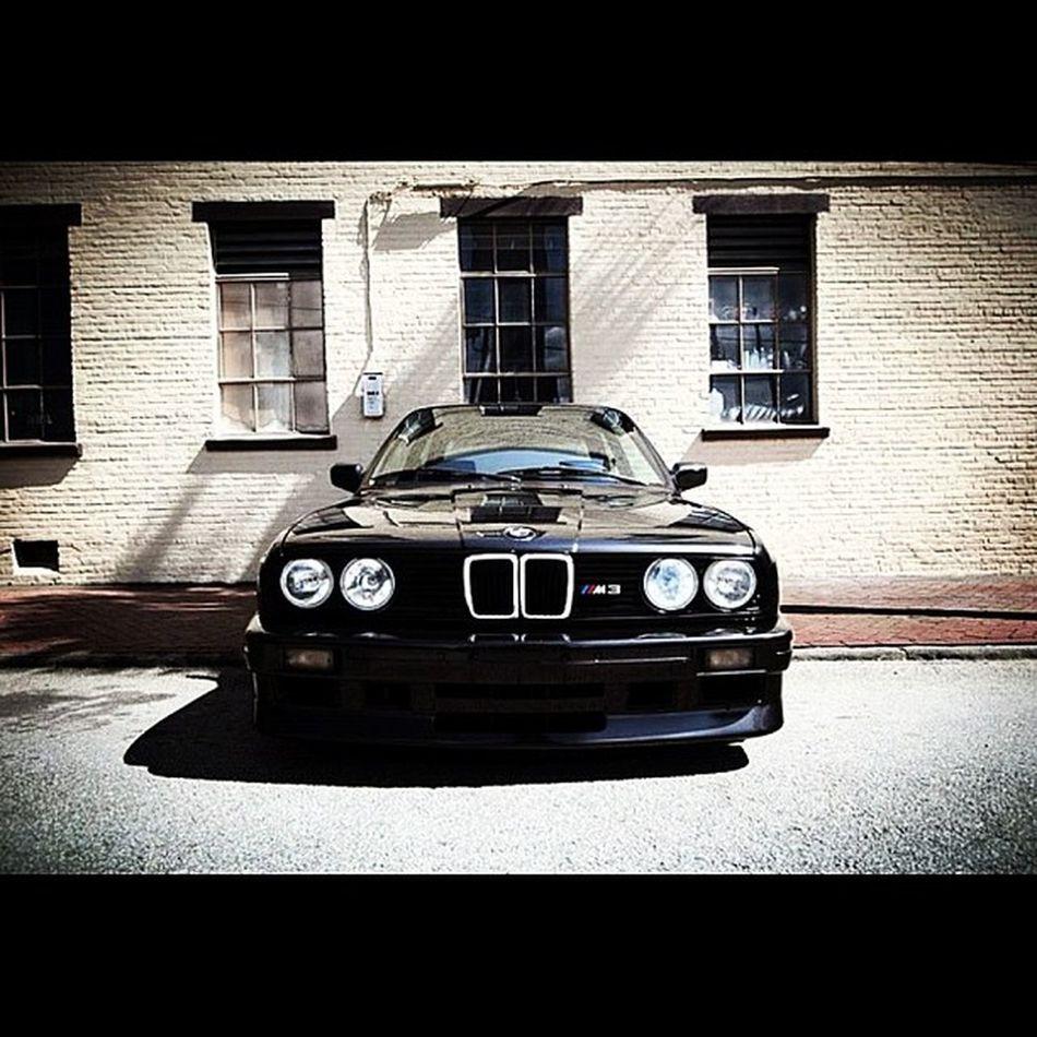 1989 BMW M3 e30 #carspotting #bmw #bimmer #m3 #e30 #carporn Bmw Carporn Carspotting Bimmer M3 E30  Yunotmine