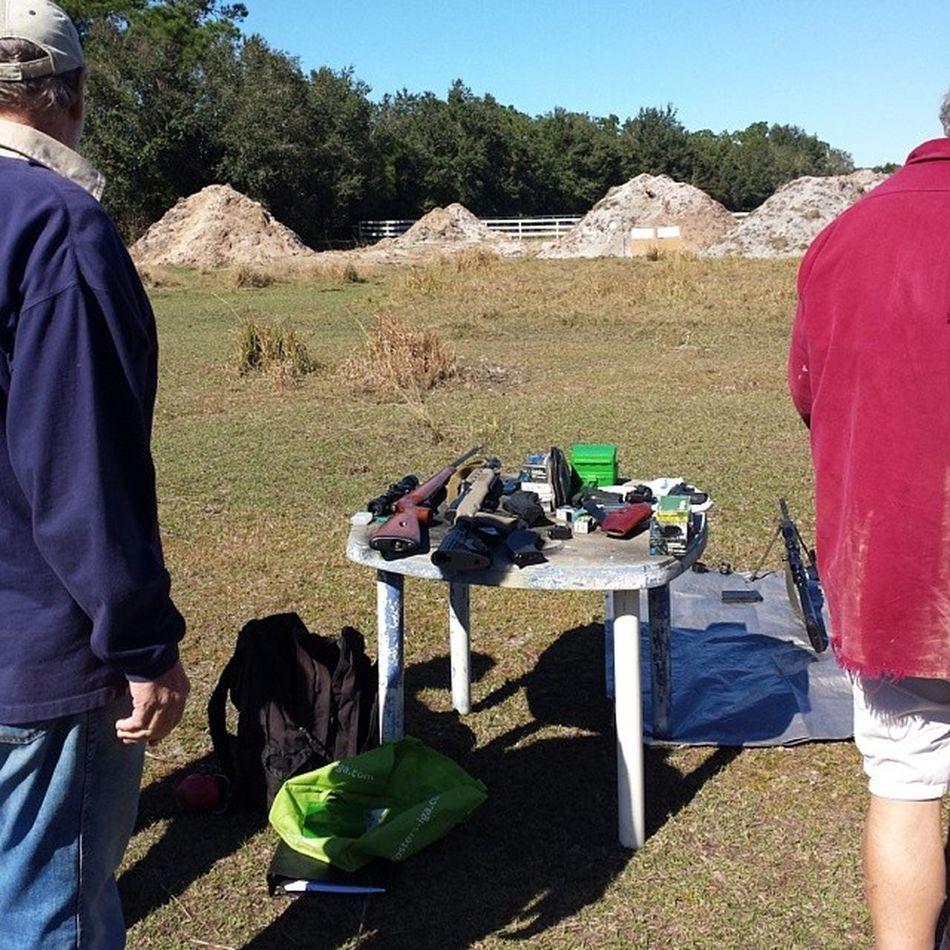Shooting Rangeday Guns Fun