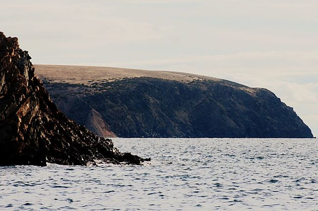 Hills cliffs and rocks Hills Meet Ocean Rocks Into Ocean Rolling Hill