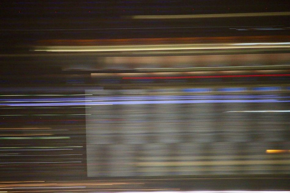 Blurred Motion No People Illuminated Abstract Full Frame Indoors  Backgrounds Day