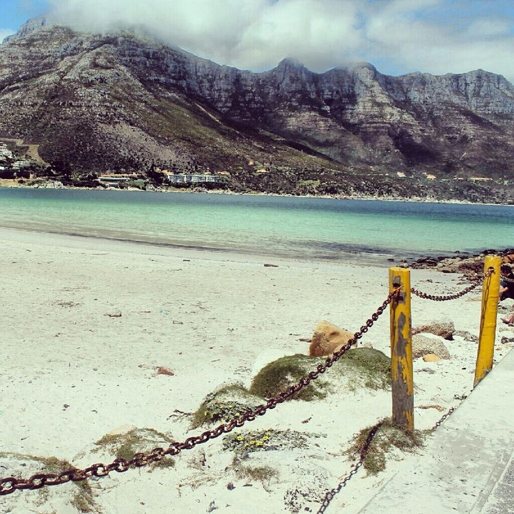 Beach Nature Mountains Landscape Holiday Westcape South Africa Cape Town Hout Bay South Africa