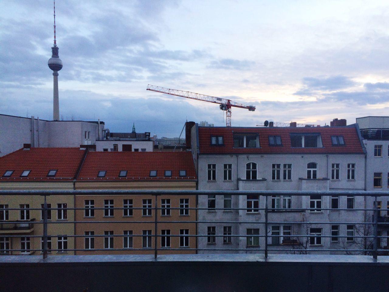Berlin Skyline TV Tower Fernsehturm