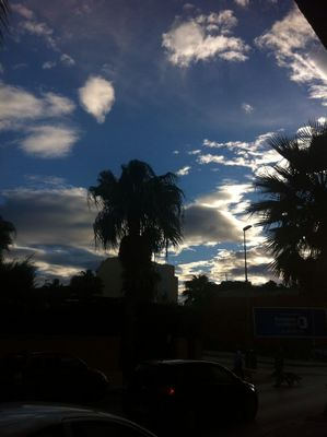 From My Window in Denia by Rei Xel