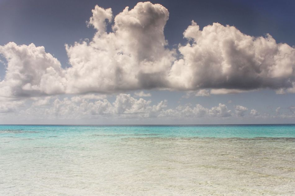 Beautiful stock photos of cloud, Beauty In Nature, Cloud, Day, Horizon Over Water