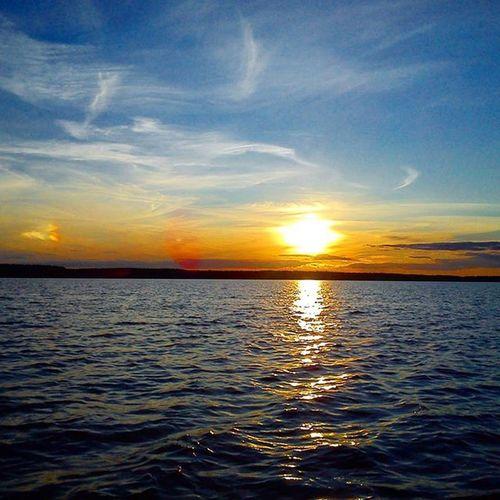неповторимыйзакат Закат рыбинка рыбинскоеморе