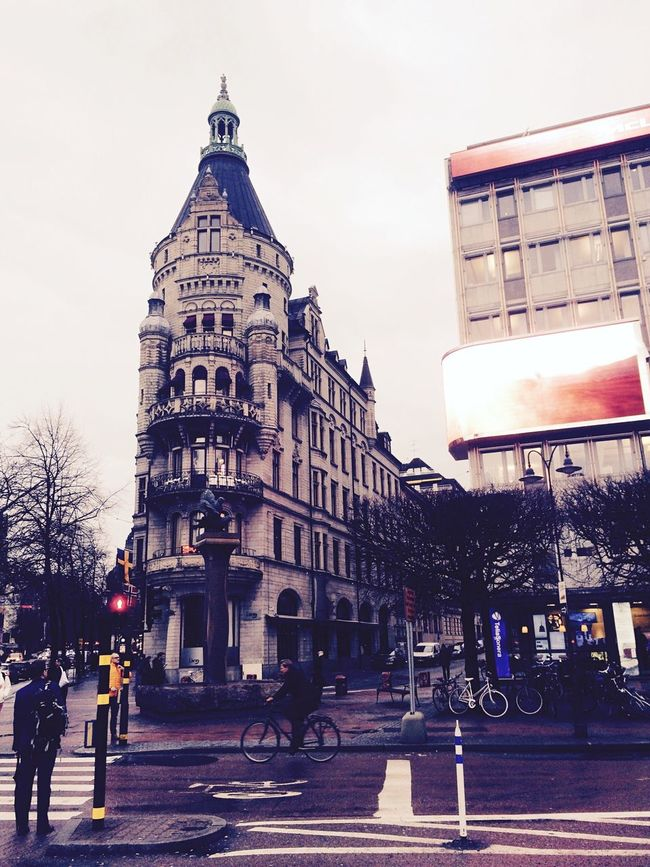 Stureplan Stockholm, Sweden Building City Cityscapes EyeEm Gallery City Street Streerphotography Street EyeEm