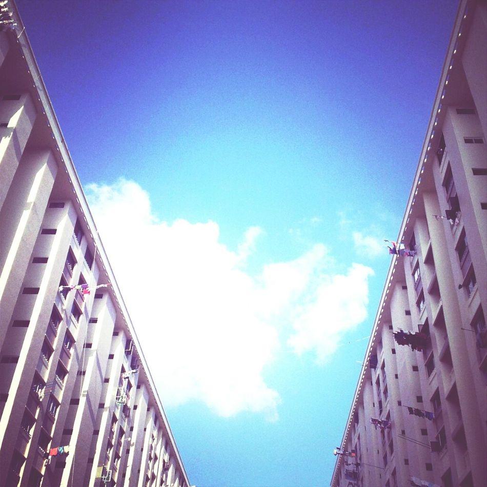 Skyline In Singapore