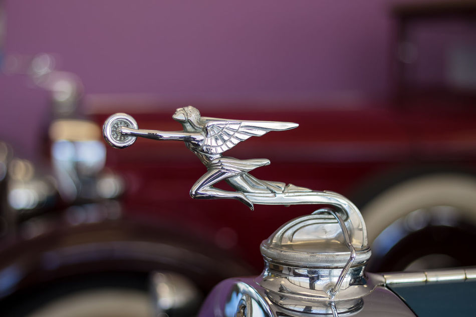 Goddess of Speed 1930 Vehicles American Cars Vintage Auto Museum Chrome Classic Car Classic Cars Goddess Of Speed Hood Ornament Hood Ornament, Hood Ornaments, Chrome, Chrome Car Parts No People Old-fashioned Packard