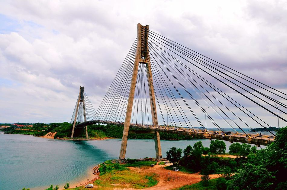 Barelang Bridge In Batam Island Barelang Bridge Barelang First Eyeem Photo