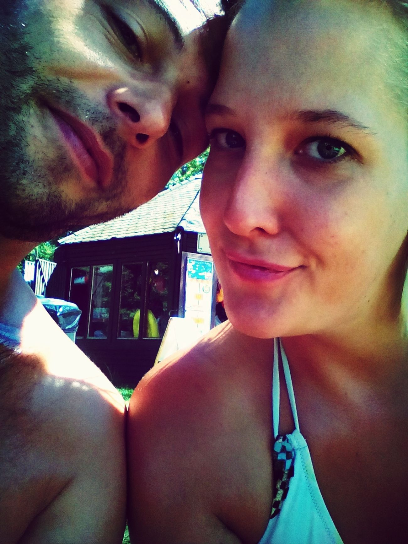 Sziget2014 Ontkateren Swimming :) Sunshine ☀