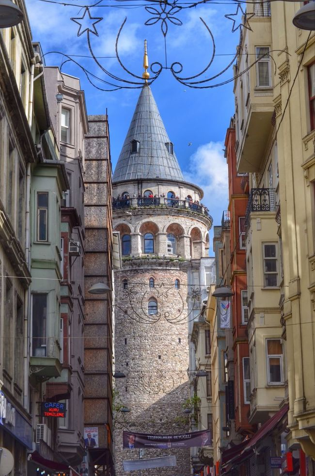 İyi akşamlar ! Good evening!! HDR Architecture Hanging Out EyeEmBestPics