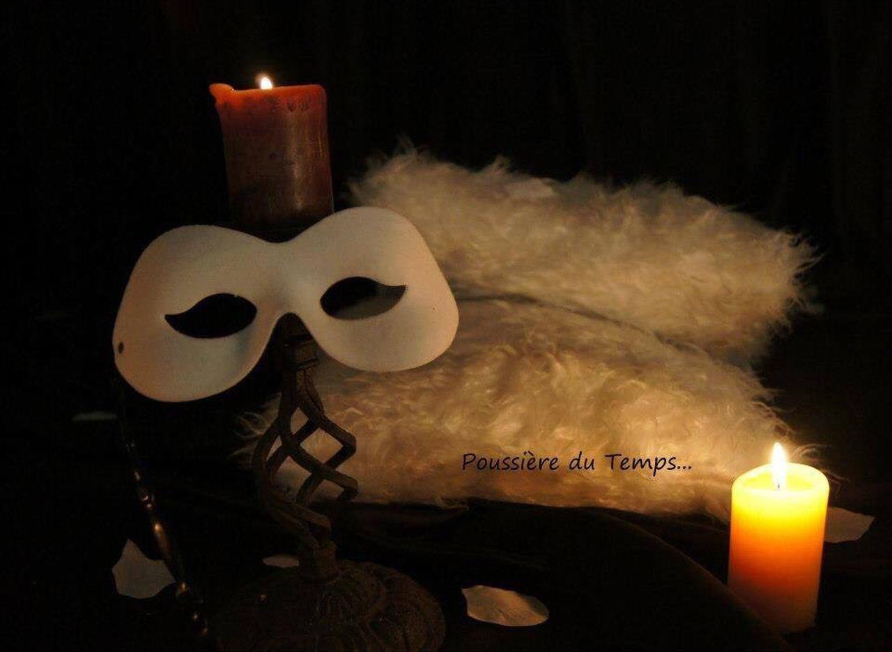 candle, flame, burning, indoors, no people, illuminated, close-up, studio shot, black background, night