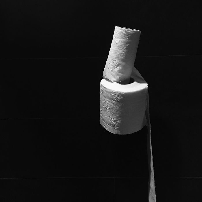 Toilet paper Toilet Paper No People Black Background Indoors  Hygiene Close-up Day Object Constipation Concept Conceptual Blackandwhite Monochrome Black And White Diarrhea Loo Water Closet Wc Toilette Poo Pooing