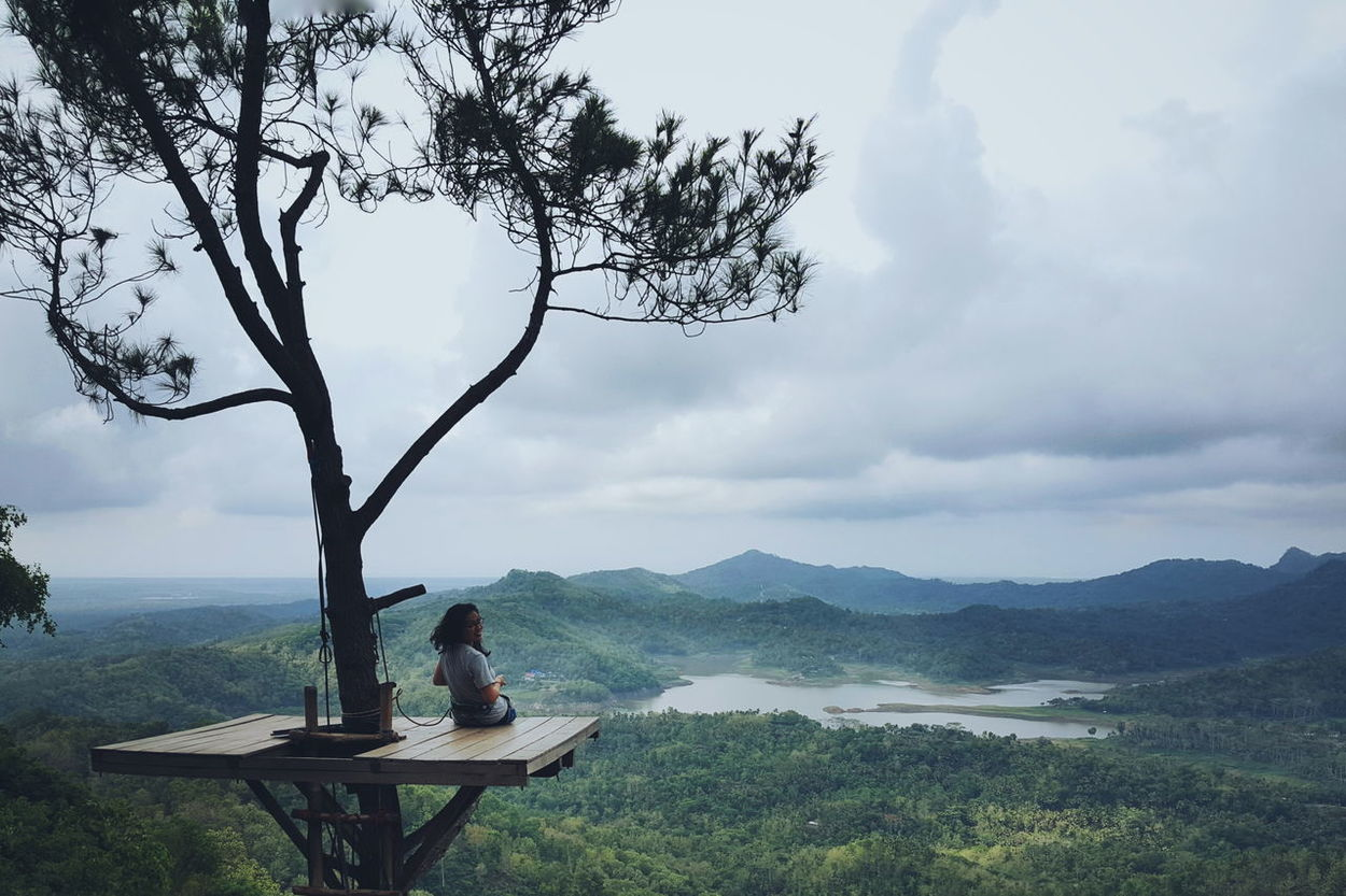 Kalibiru Kalibirukulonprogo Jogja Jogjaistimewa Yogyakarta Nature Nature Lover INDONESIA Viewpoint Travel Share Your Adventure