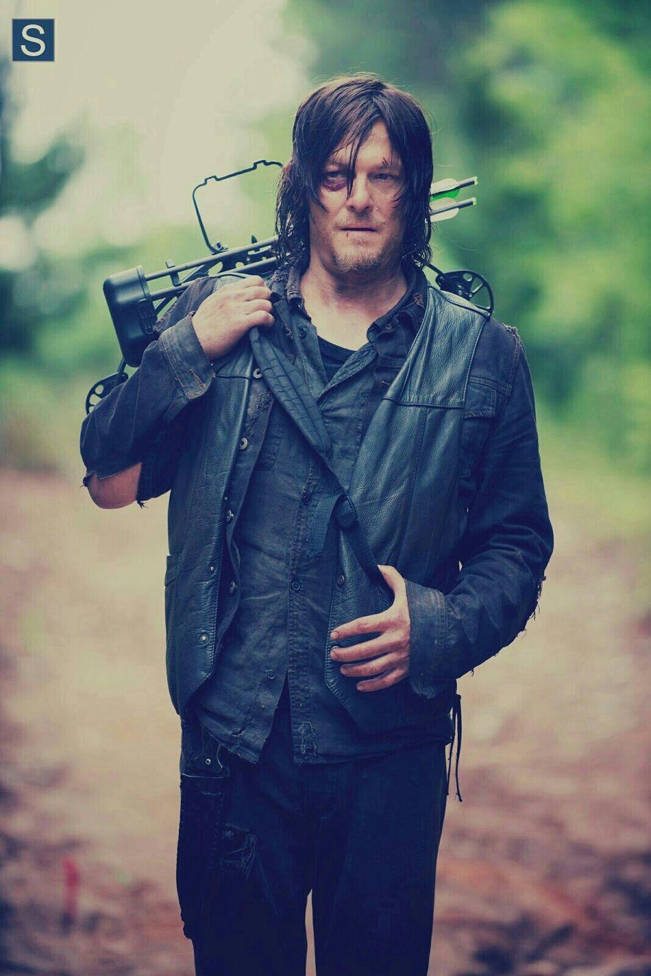 Daryl Dixon Norman Reedus The Walking Dead EyeEm Gallery First Eyeem Photo