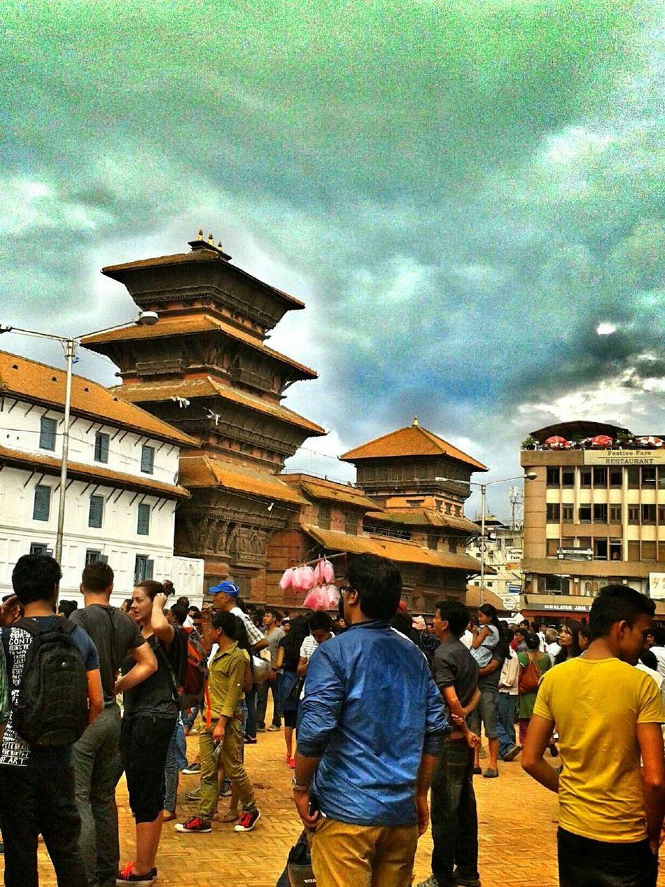 Basantapur Durbar Square Pray For Nepal 🙏🙏 Missthisplace Hope Faith Love