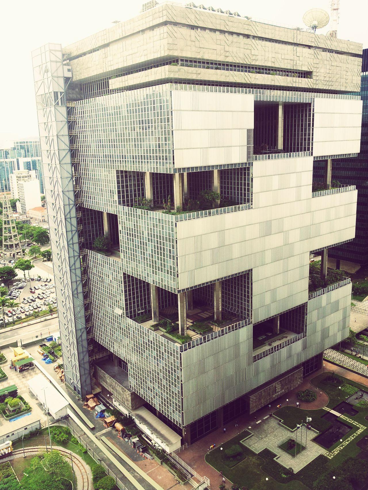 Amazing Architecture Edificio Petrobras Brasil Riodejaneiro Rio De Janeiro Brazil ❤ Petrobras