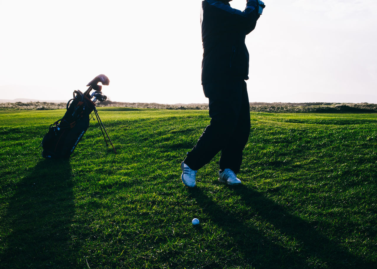Golfing on the west coast of Ireland Dark Enjoyment Evening Fun Golf Golf Course Golfcourse Golfing Green Greenery Hobby Ireland Life Low Light Nature Nature_collection Pleasant Recreational Pursuit Relaxing Sport Sports Photography Tee Winter Wintertime Colour Of Life TCPM
