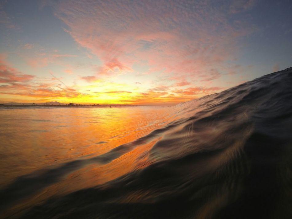 10/29/14 Wednesday Sky EyeEm_crew Tadaa Community Stremzoofamily Dawn Patrol Surflife Gopronation Eat Sleep Surf Surfing Nature