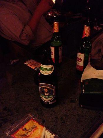 Drinks at Café Kotti Drinks