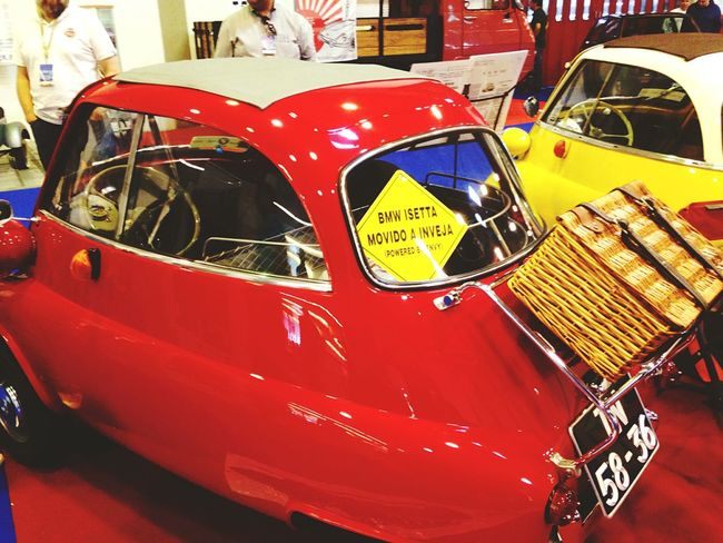 Portugal Porto Isetta Cars Classic Exponor