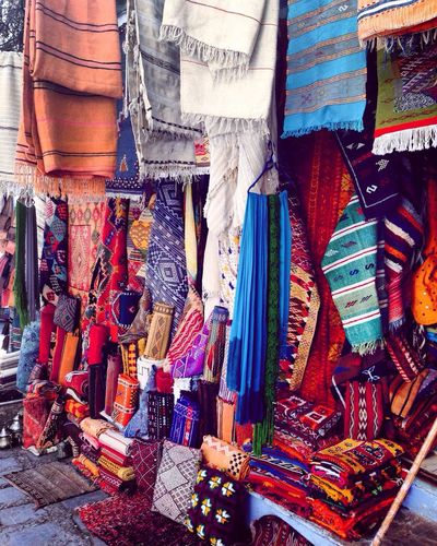 🇲🇦 Morocco Chefchaouen Streetphotography Colorful Carpets Traveling First Eyeem Photo EyeEm Best Shots