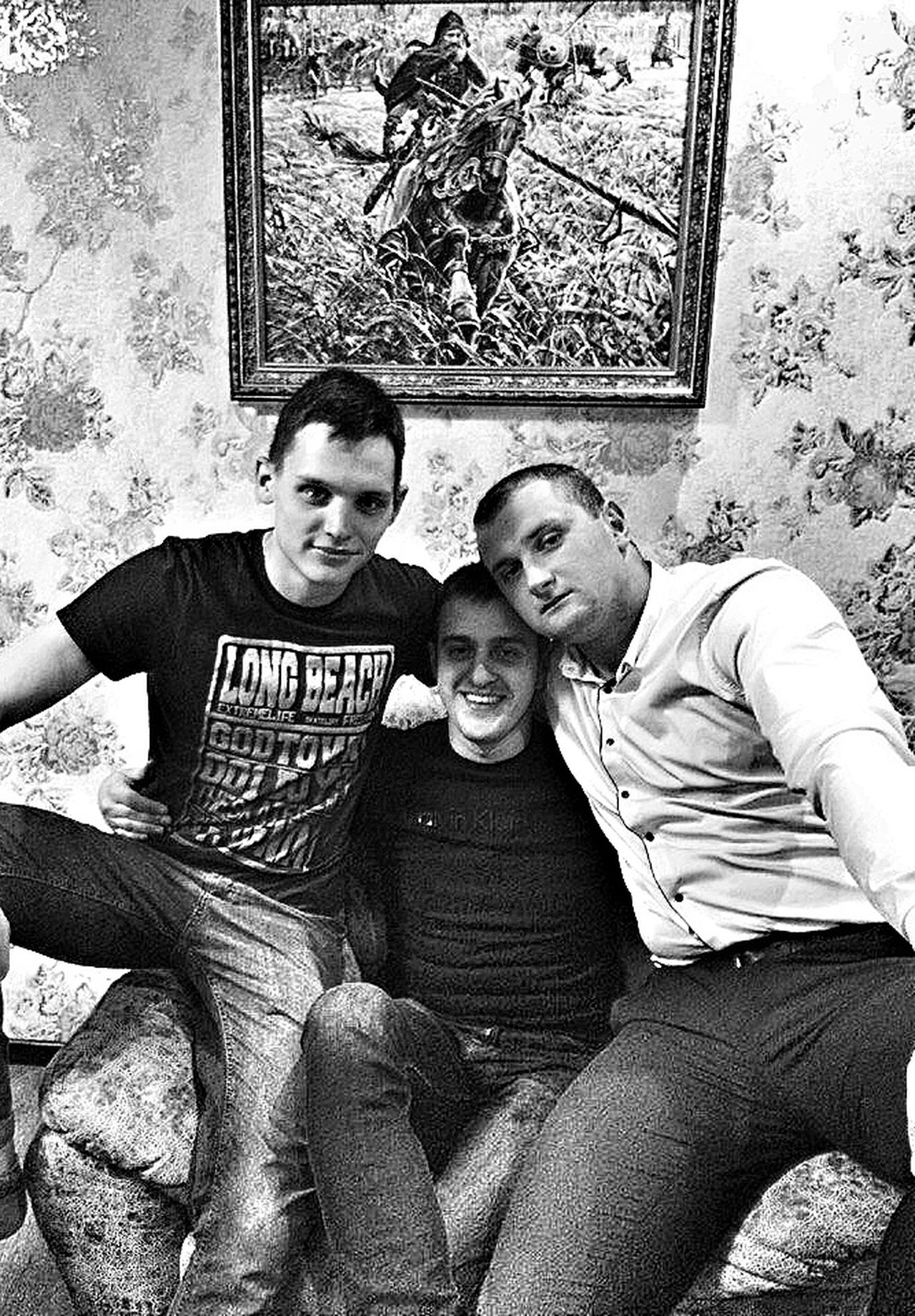 Mafia  Friend B-day Brothers Russia Vrn Only Men B&w Life Sweethome
