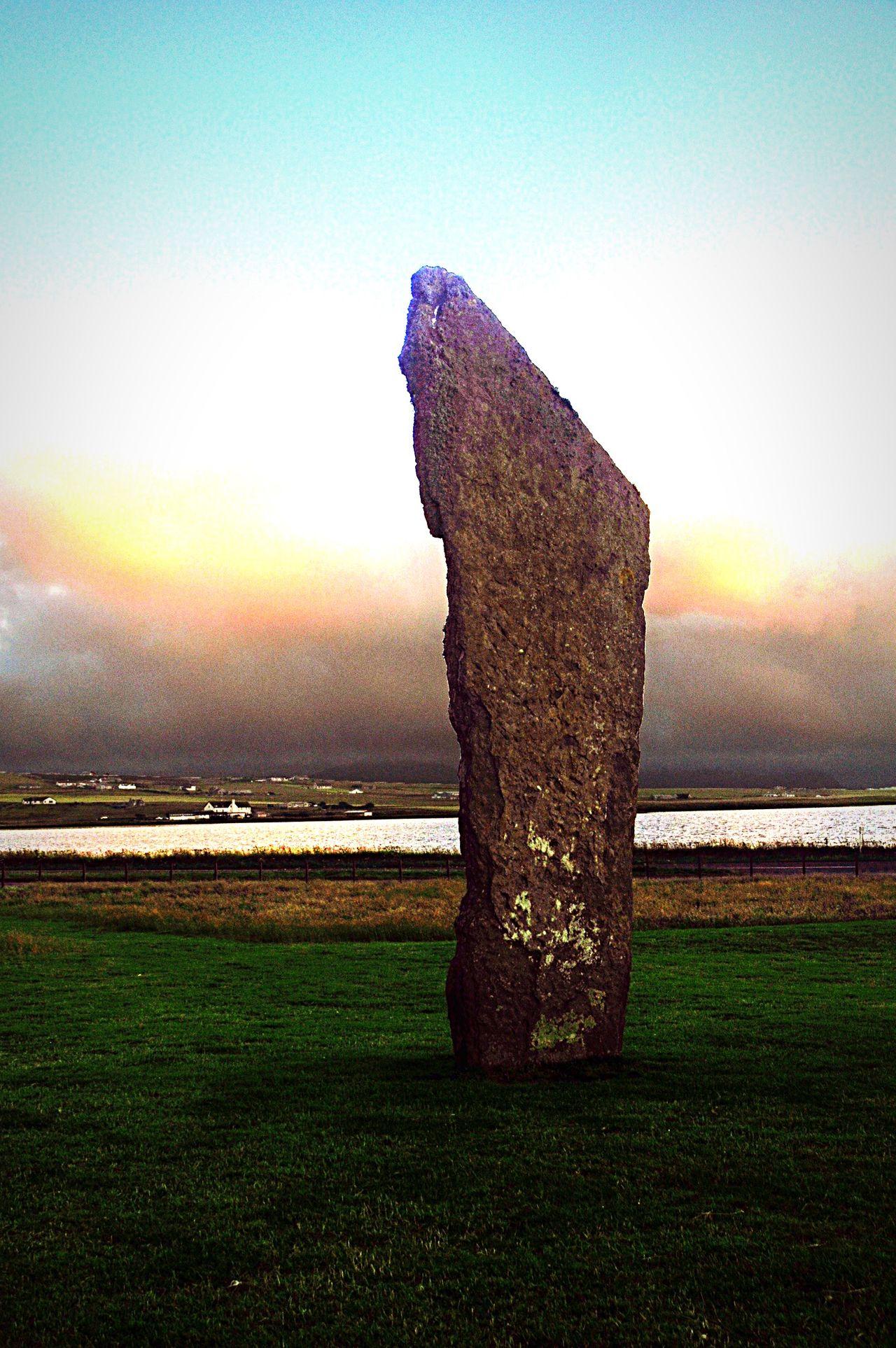 Standing Stone Landscapes Landscape_photography Orkney Standing Stones Scotland
