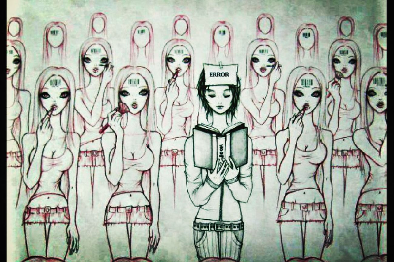 Girls Strange Days