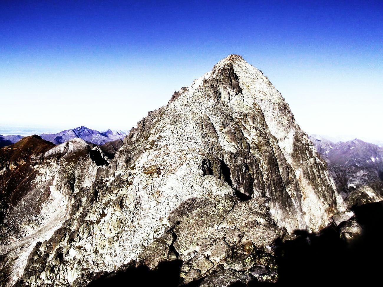 Mountains Pirineos Pirineo Mountain Valle De Benasque