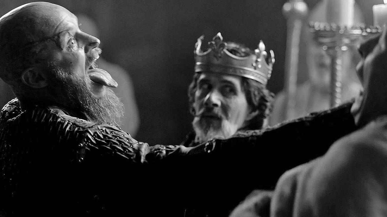 King Ragnar 👑 Ragnarlothbrok Valhalla Legendary Bigpower EyeEm