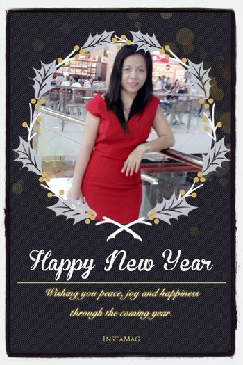 Happy New Year 2014 That's Me