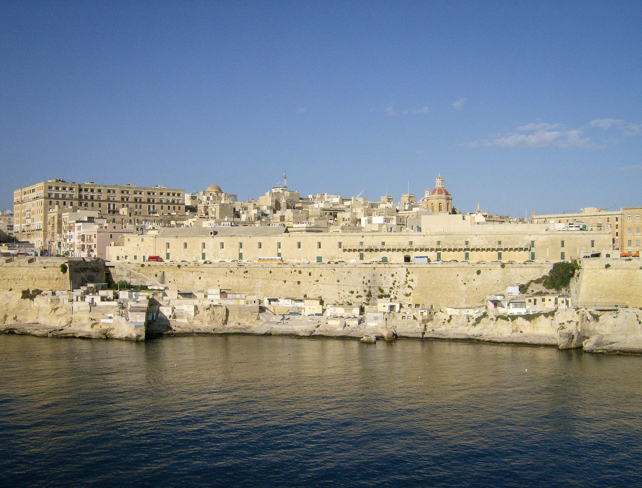 la valletta Architecture Blue Building Exterior Built Structure City Cityscape Day Harbor Harbour La Valletta Malta Mediterranean  Mediterranean Sea Mediterraneo Méditerranée Nature Nautical Vessel No People Outdoors Porto Sea Sky Water Waterfront Yacht