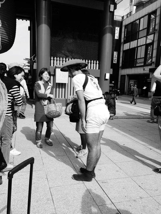 The Traveler - 2015 EyeEm Awards Asakusa Tokyo Omotenashi  Temple