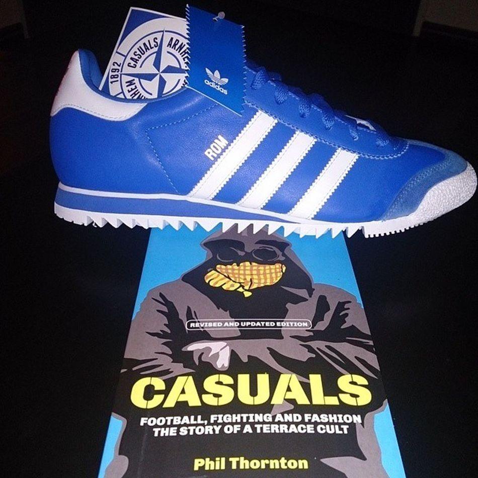 Casualclientclothing Casuals Casualwayoflife Casual Casualwear Awaydayclobber Adidasrom Threestripesbrand The_oap_casual Clobberlads Adidas