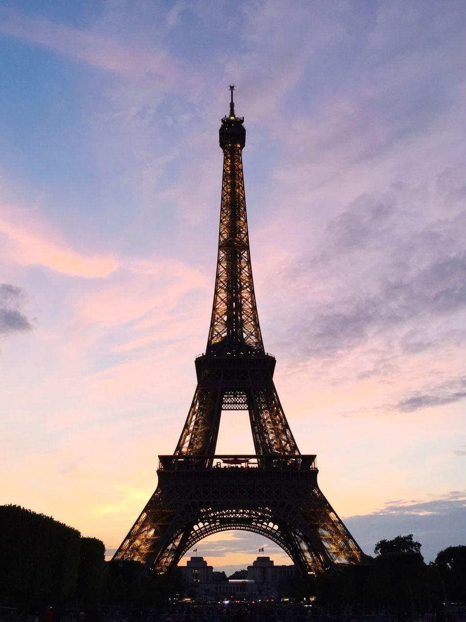 Tour Eiffel Cultures Architecture Tourism First Eyeem Photo The City Light