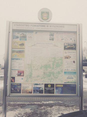 City Life Wyszków City Wyszków ❄❄⛄ Snow Day ☺ Nice Day